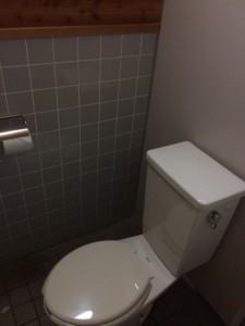 鶴沼公園キャンプ場トイレ