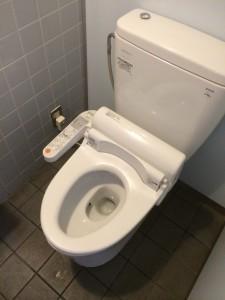 新篠津村キャンプ場がウォッシュレットトイレ
