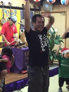 沖縄で踊る