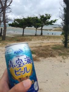 沖縄備瀬崎キャンプ場