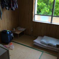 備瀬崎の民宿のレストラン岬