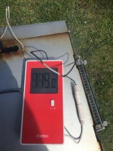 調理温度計