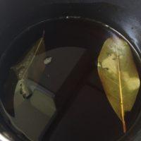 鶏ササミの燻製のソミュール液