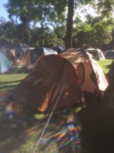 苫小牧アルテンキャンプ場