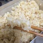 革命的発見!メスティンで簡単にふっくら玄米を炊く方法!