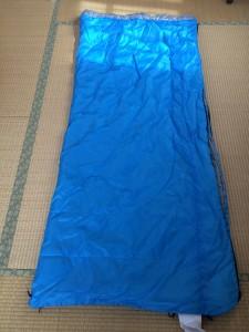 コールマン寝袋パフォーマーC15