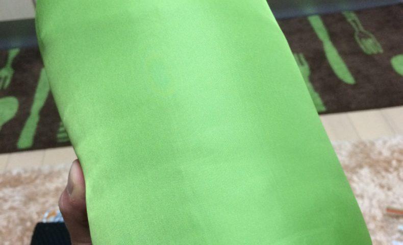 コンパクトで暖かい寝袋イスカダウンプラスチロル