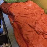 実体験!氷点下の冬キャンプで快適に眠るためのテントと寝袋と服装