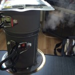 PRIMUSイージークック・ミニキットとシングルバーナーでご飯を炊く方法