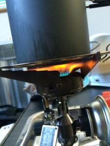 プリムスイージークックで炊飯するときの火加減