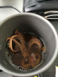 イカご飯の作り方