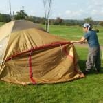 初心者用テントにsnow peakアメニティドームを勧める5つのワケ