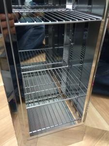 ユニフレームフォールディングスモーカーFS600の中網
