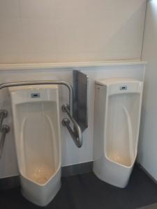 北海道安平町鹿公園のキャンプ場はトイレが綺麗
