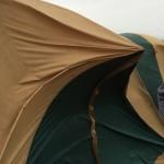【2016】暴風雨警報の中、京極スリーユーパークキャンプ場でテントが飛ぶ!?