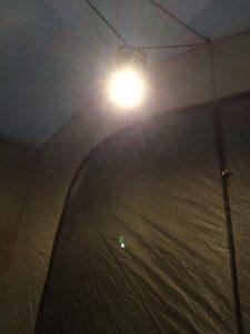 ソロキャンプで使ってるランタン
