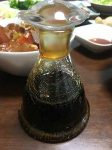 タコの燻製醤油の作り方