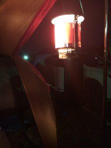 SOTO虫の寄りにくいランタンST-233をキャンプで使ってみた