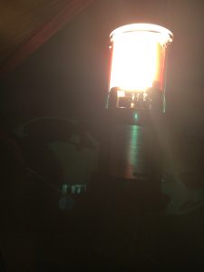 SOTO虫の寄りにくいランタンST-233最大光量