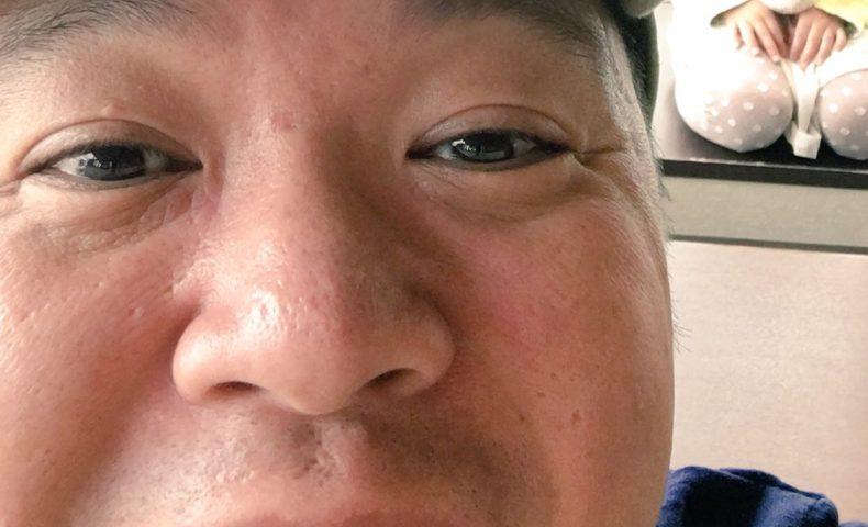 キャンプ王編集長ご尊顔