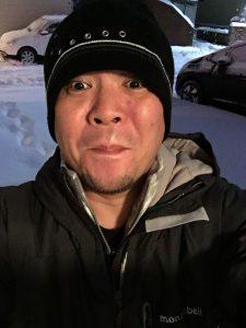 北海道札幌市で氷点下冬キャンプ