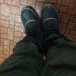 暖房なしで氷点下の冬キャンプを乗り切る服装その4~靴・ブーツ編
