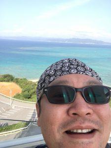 キャンプ王、沖縄に行く