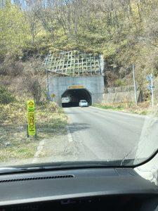 白老心霊トンネル