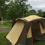 グリーンステイ洞爺湖に行ってみた!テントお座敷スタイルにも初挑戦