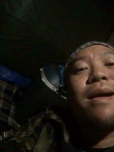 グリーンステイ洞爺でキャンプ王