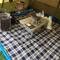 お座敷スタイルキャンプ