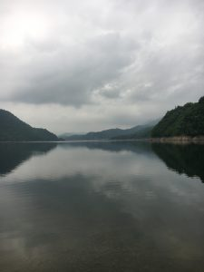 2017年岩尾内湖白樺キャンプ場