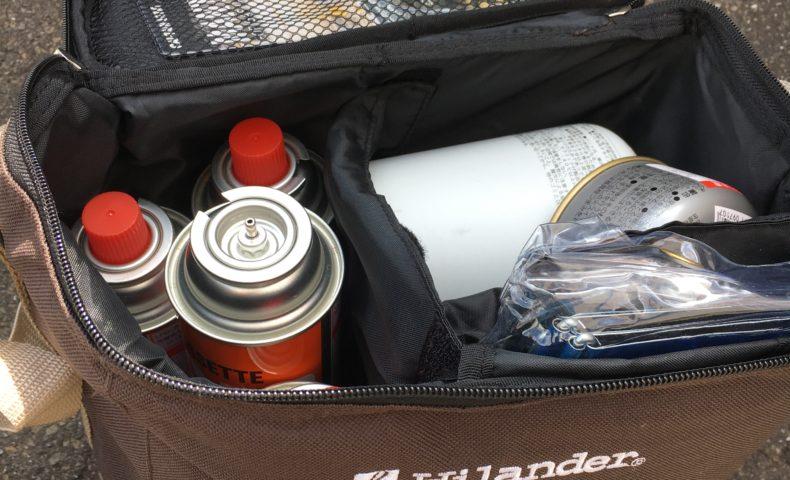 ハイランダーガス缶ケース