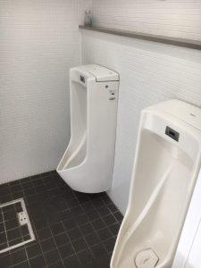 オートリゾート八雲のトイレ