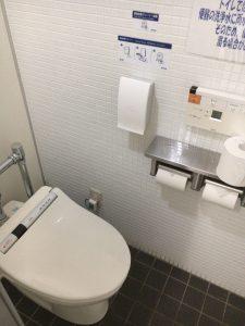 オートリゾート八雲のトイレはウォッシュレット