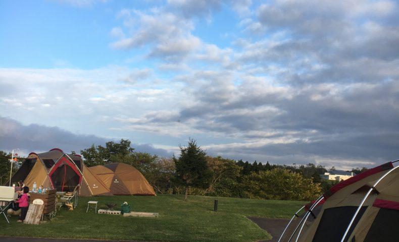オートリゾート八雲の絶景