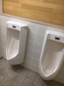 まあぶオートキャンプ場のトイレ