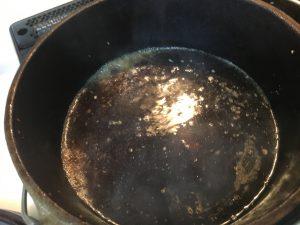煮るローストビーフ