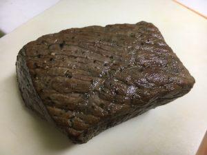 原木ローストビーフの作り方レシピ