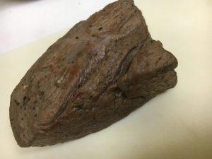 原木ローストビーフ美味い