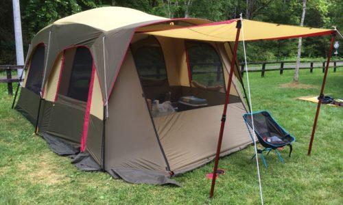 ニセウエコランドキャンプ場とキャンプ王