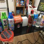 虫嫌いの嫁がキャンプで持っていく殺虫剤と虫除け11種類を評価!