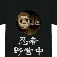 忍者タカさんTシャツ