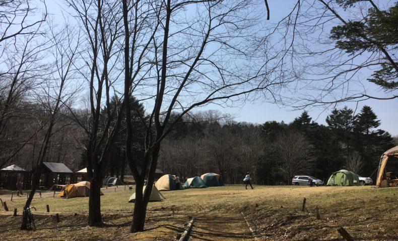 白老キャンプ場で地元民のマナーの悪さ