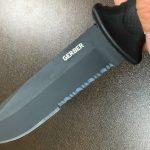 春なのでナイフを新調しました!ベアグリルスに萌えたのでGERBERプロディジーG1121