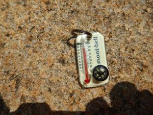 薪ストーブの温度