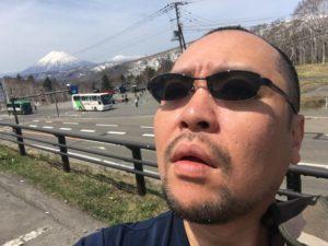 中山峠とキャンプ場