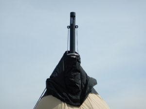 ローベンスチェロキーの煙突穴