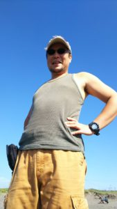 キャンプ王10月の体重
