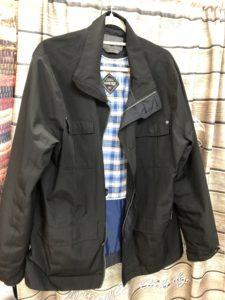 安いゴアテックスジャケット
